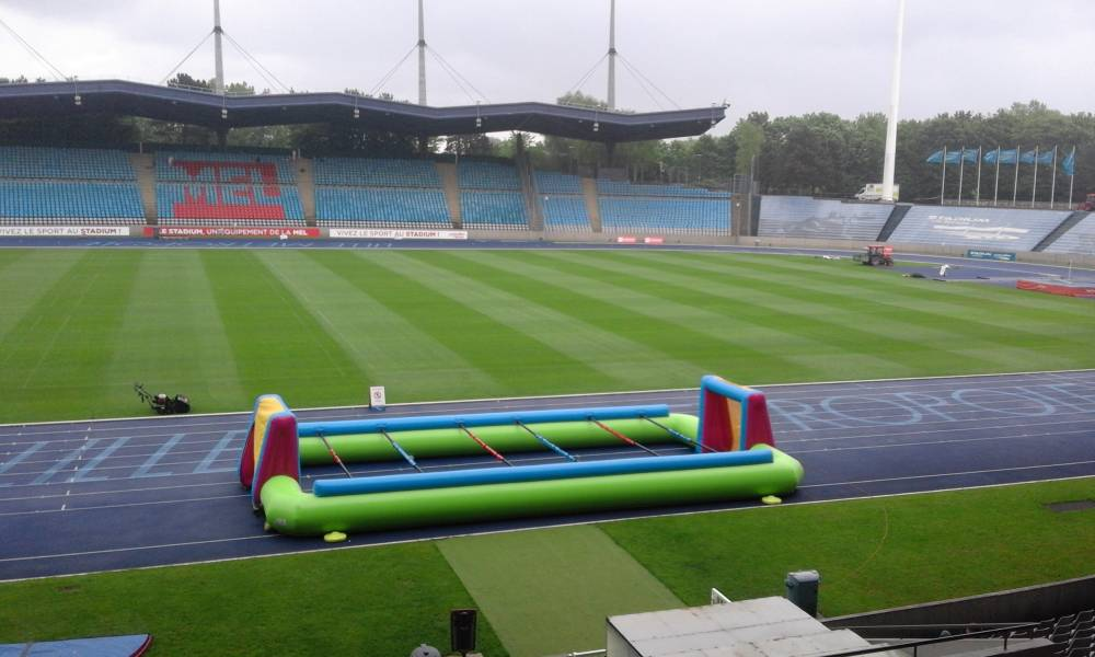 Location baby foot humain géant à Lille